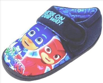 PJ Mask Slippers2.jpg by Thingimijigs