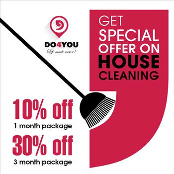 Cleaning Service Bangkok offers with DO4YOU.png by DO4YOU