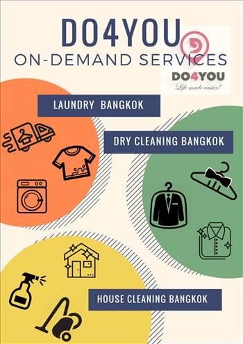 Laundry Services Bangkok.jpg by DO4YOU