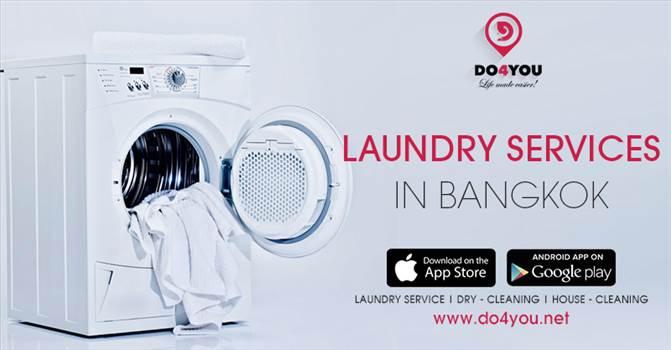 DO4YOU_Laundry Services Bangkok  by DO4YOU
