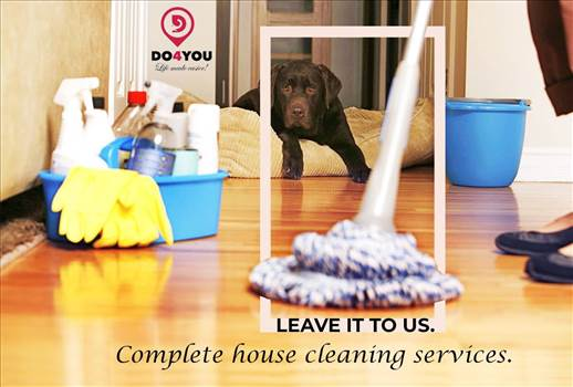 Bangkok House Cleaning Services at DO4YOU by DO4YOU