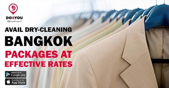Dry Cleaning services near me, Do4You.jpg by DO4YOU