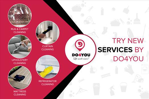 Complete Home Cleaning Services Bangkok by DO4YOU