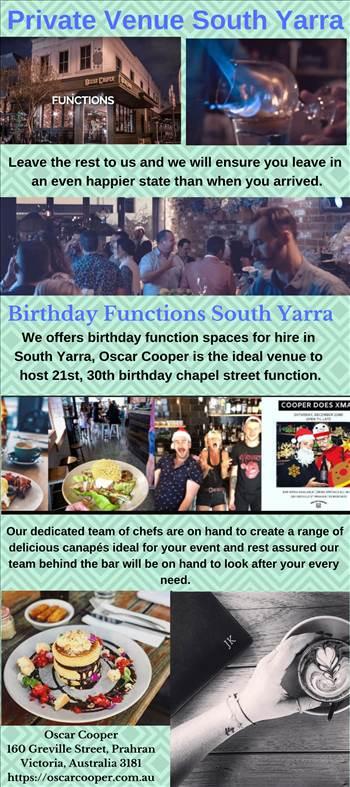 Oscar CooperPrivate Venue South Yarra.jpg by Oscar Cooper