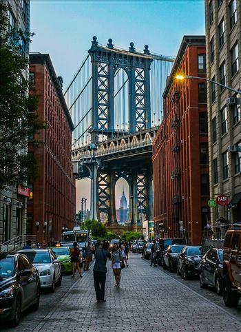 Brooklyn Bridge by Tony Keogh Photography