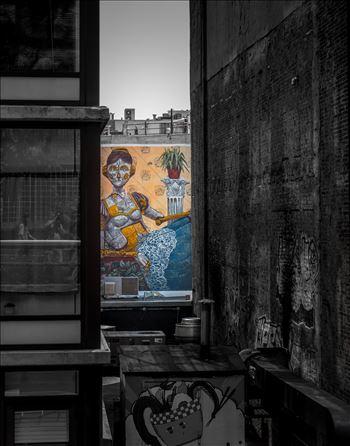 New York Street Art by Tony Keogh Photography
