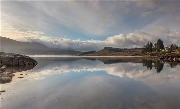 Loch Doon in the Galloway Forest by Tony Keogh Photography