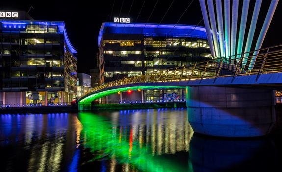 BBC Centre at Media City by Tony Keogh Photography