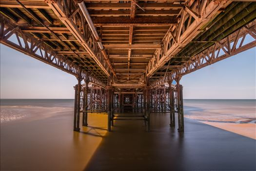 Blackpool Central Pier by Tony Keogh Photography