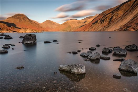 Wastwater in the Lake District by Tony Keogh Photography