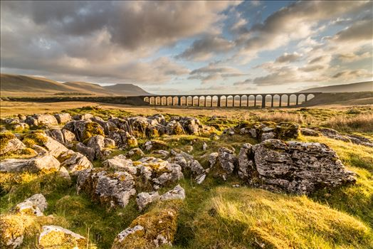 Ribblehead Viaduct 5 by Tony Keogh Photography