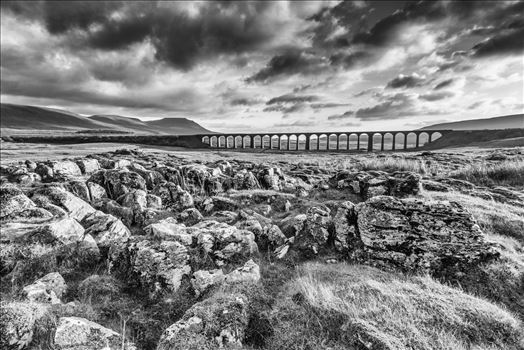 Ribblehead Viaduct 4 by Tony Keogh Photography