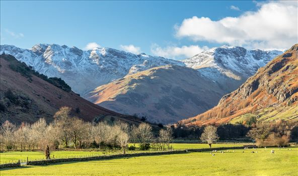 Langdale Pikes by Tony Keogh Photography