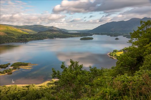 Surprise View looking over Derwent Water by Tony Keogh Photography