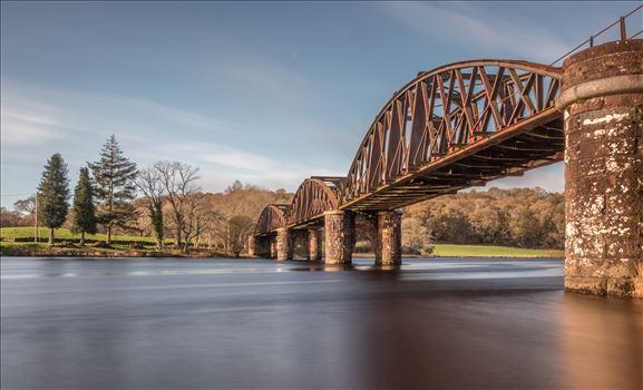 Loch Ken Viaduct by Tony Keogh Photography