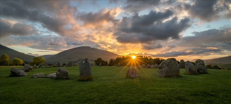 Castlerigg Stone Circle by Tony Keogh Photography