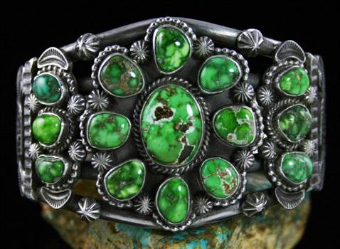 Turquoise Direct offers Cluster Bracelet by Tommy Jackson by Turquoisedirect