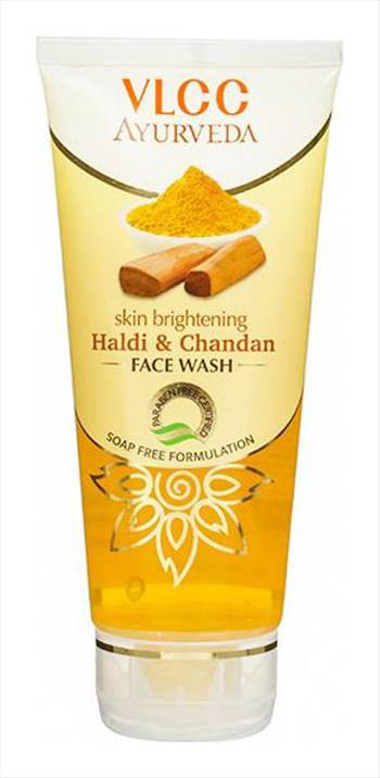VLCC Ayurveda Haldi Chandan Face Wash - Give the nourishment of Haldi and Chandan to your skin, use VLCC Ayurveda Haldi Chandan face wash. Its soap free formulation keep your skin healthy and purifies it within. https://mytrademartstore.com/product/vlcc-ayurveda-haldi-chandan-face-wash