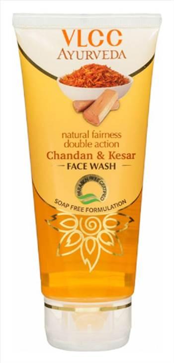 VLCC Ayurveda Chandan Kesar Face Wash by Mytrademartstore
