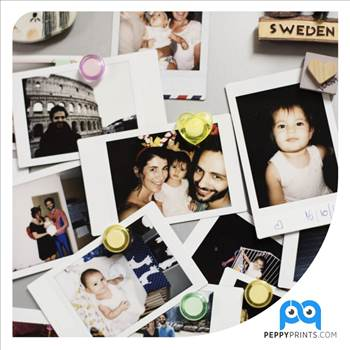 Get Digital Photo  Printing In A Few Clicks by peppyprints