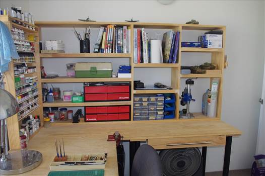 Work Bench 5.JPG by Jeffs Photos