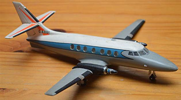 Jetstream G-AXUI.jpg by Che Guava