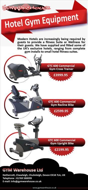Hotel Gym Equipment.jpg by Gymwarehouse