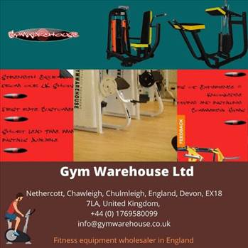 Commercial Fitness Equipment UK.gif by Gymwarehouse