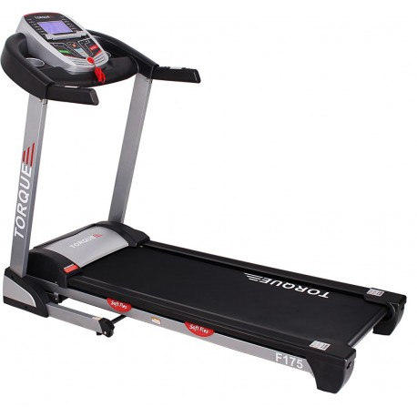 TORQUE F175 TREADMILL Buy TORQUE F175 TREADMILL at affordable price from Gymsportz. It is an effective fitness tool For the workout. Add to cart now!Visit: https://gymsportz.sg/treadmills/torque-f175-treadmill.html by gymsportz