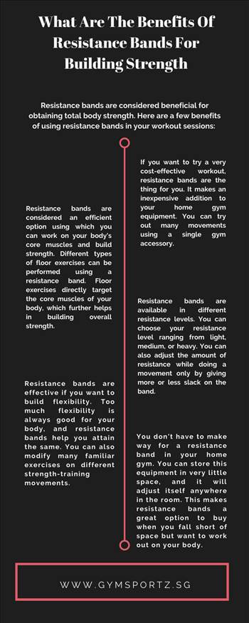 What Are The Benefits Of Resistance Bands For Building Strength by Gymsportz