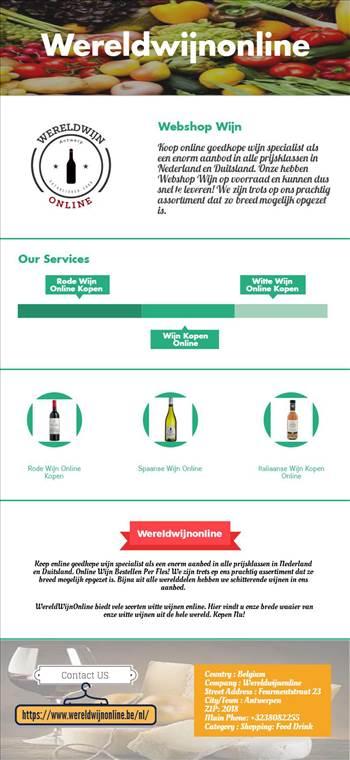 Webshop Wijn by wereldwijnonline