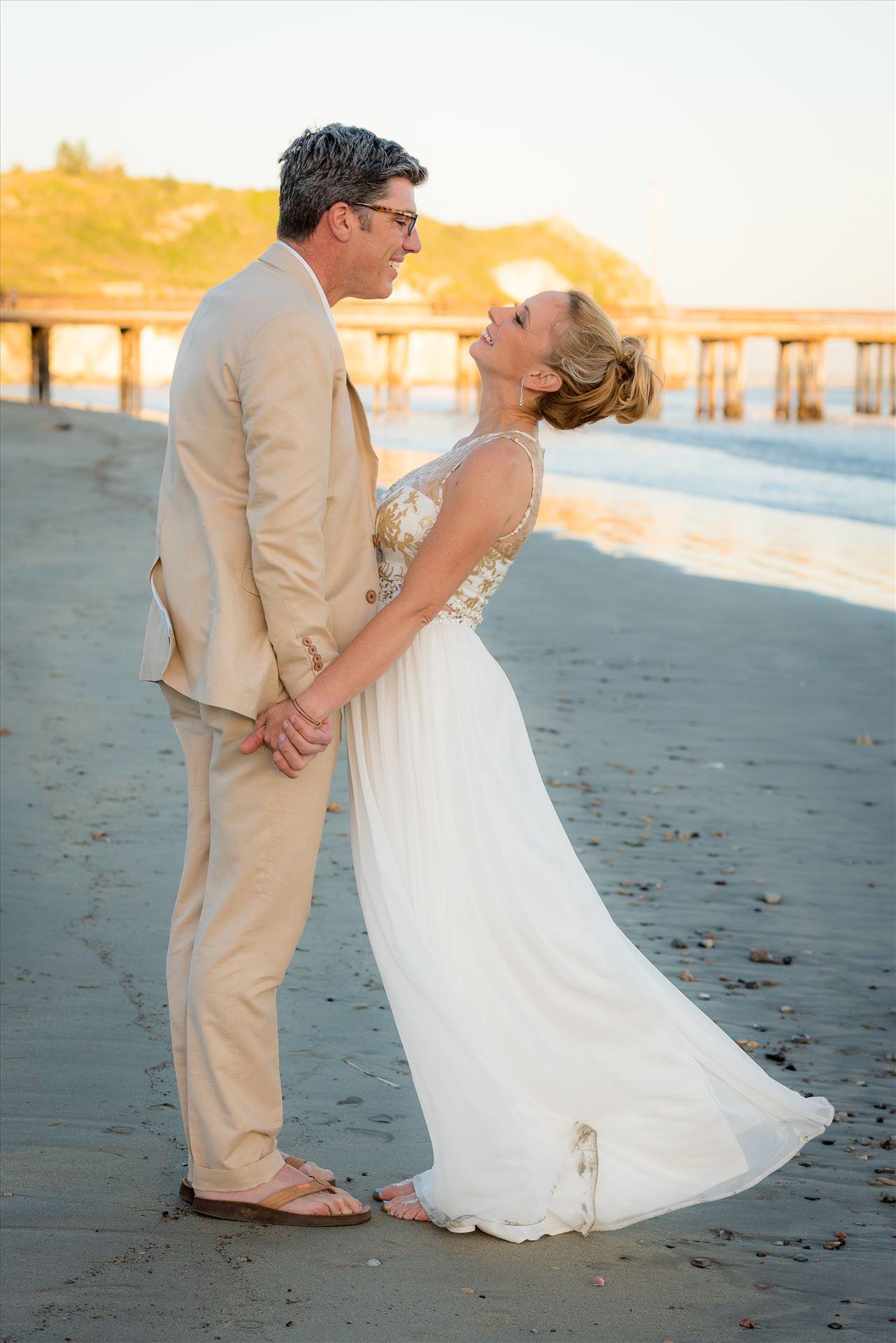 Ross Beach Wedding 14  by Sarah Williams