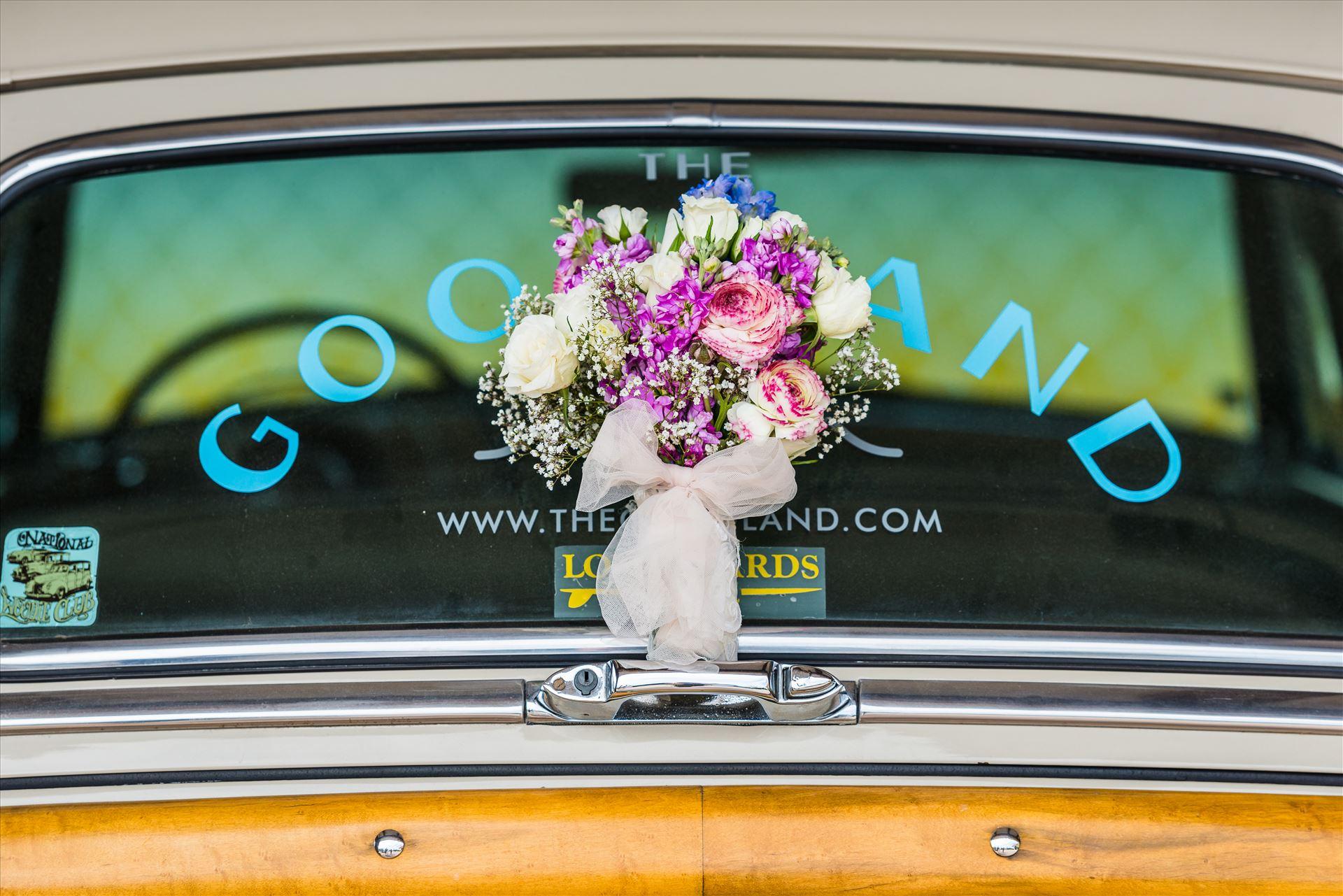 Kimpton Goodland Hotel Santa Barbara Goleta California Bride's Bouquet  by Sarah Williams