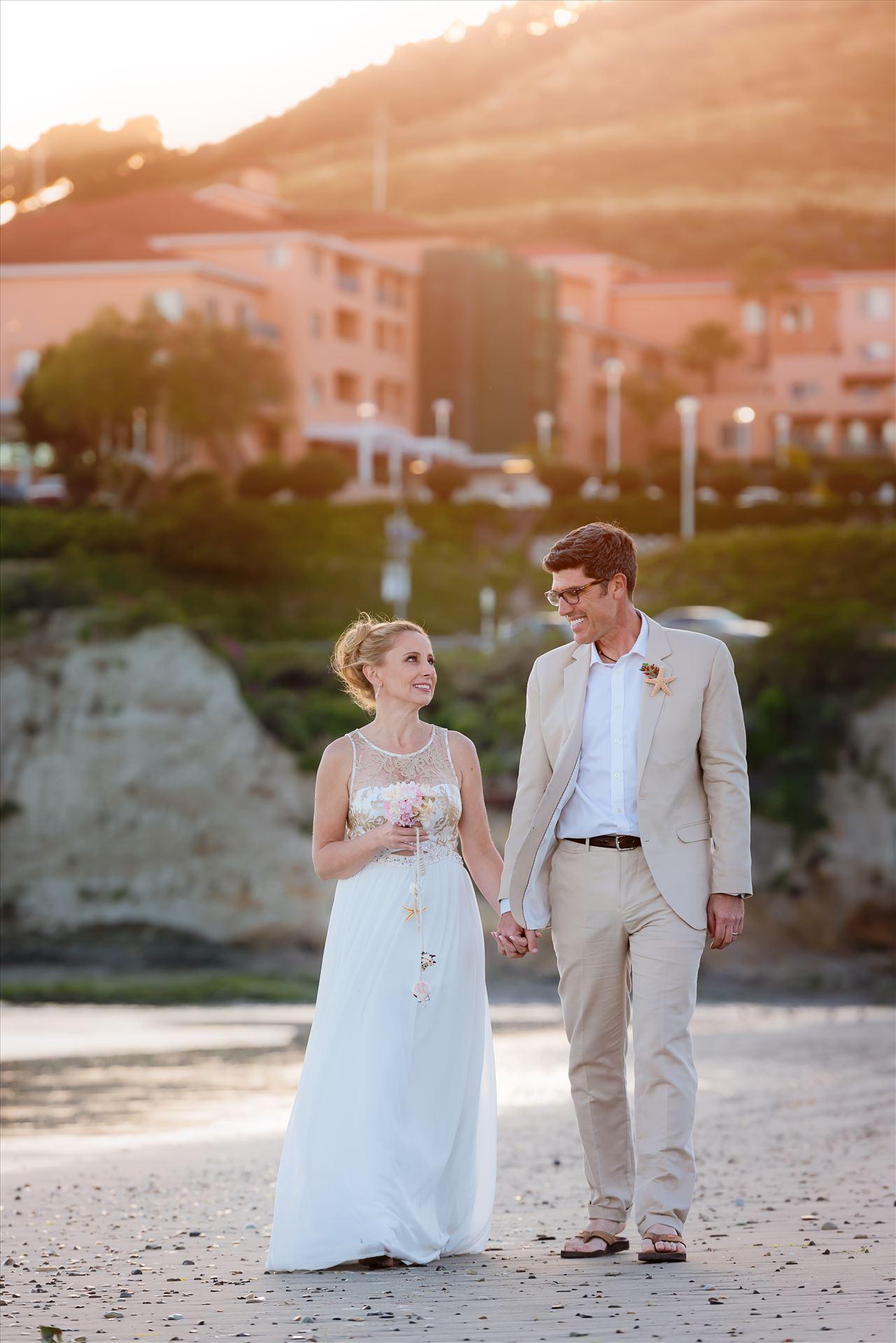 Ross Beach Wedding 04  by Sarah Williams