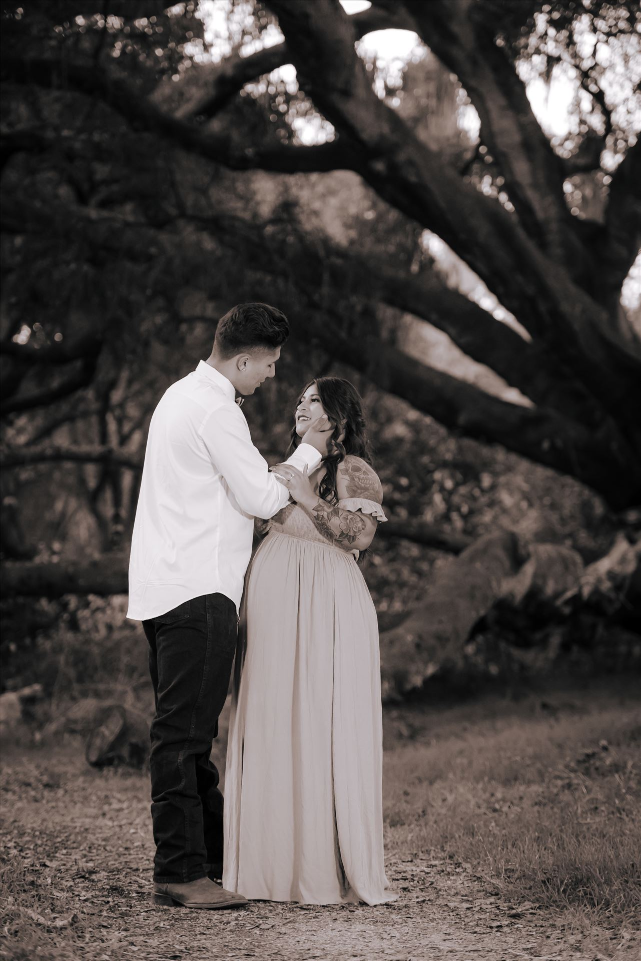 Mariah and Devin 121  by Sarah Williams