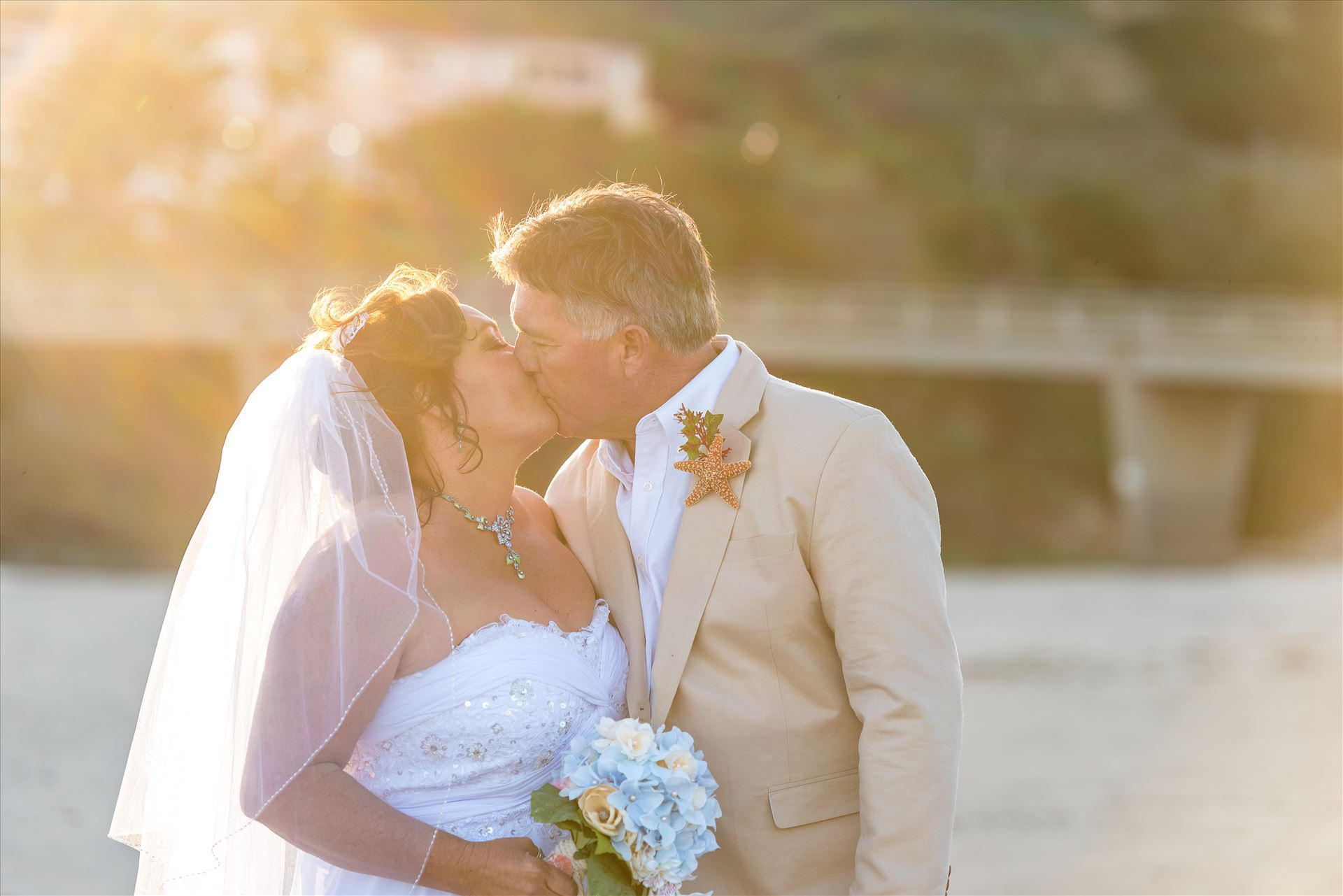 Ross Beach Wedding 13  by Sarah Williams