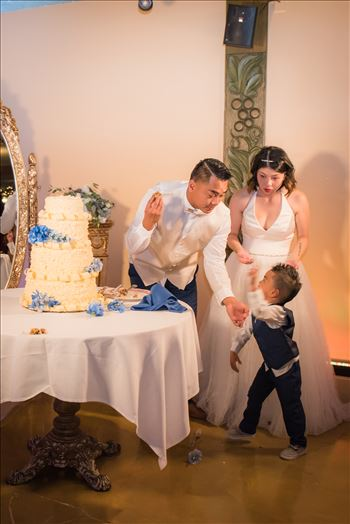 Maryanne and Michael at Madonna Inn 139 -