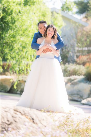 Maryanne and Michael at Madonna Inn 102 - Mirror\u0027s Edge Photography captures Maryanne and Michael\u0027s magical wedding in the Secret Garden at the iconic Madonna Inn in San Luis Obispo, California. Just married
