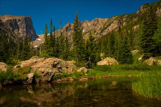 Rocky Mountain Reflections by Sarah Williams