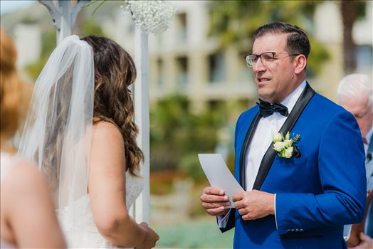 Candy and Christopher 16 - Wedding at Dolphin Bay Resort and Spa in Shell Beach, California by Sarah Williams of Mirror\u0027s Edge Photography, a San Luis Obispo County Wedding Photographer. Saying I Do