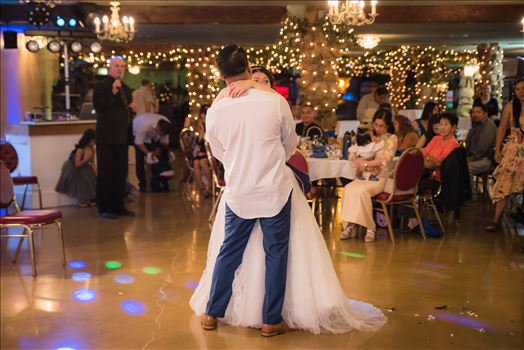 Maryanne and Michael at Madonna Inn 144 -