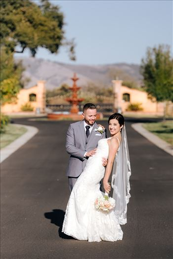 Mirror's Edge Photography, a San Luis Obispo County and Santa Barbara County Wedding Photographer, captures Carlos and Cindy's Wedding Day at the St. Louis de Montford Catholic Church and the A & C Ranch in Arroyo Grande, California.