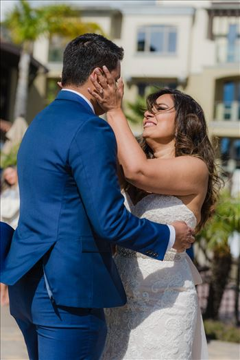 Candy and Christopher 32 - Wedding at Dolphin Bay Resort and Spa in Shell Beach, California by Sarah Williams of Mirror\u0027s Edge Photography, a San Luis Obispo County Wedding Photographer