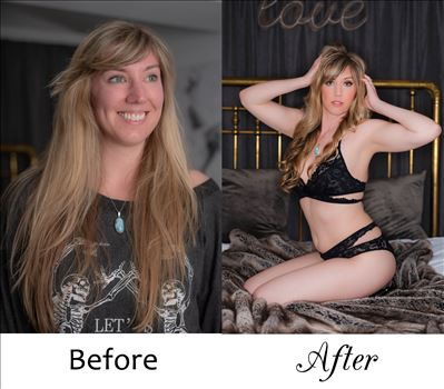 Before and After Danielle McNamara.jpg by Sarah Williams