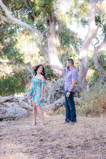 Cinthya and Carlos 14 by Sarah Williams