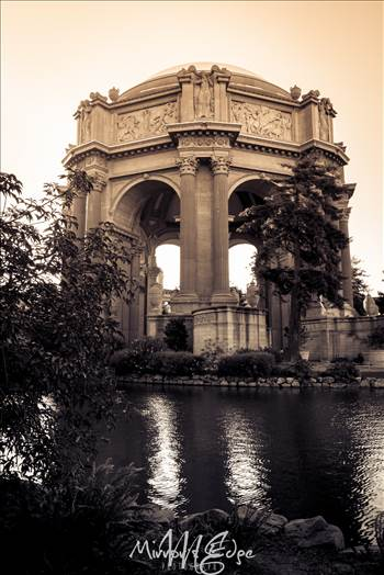Palace of the Fine Arts Sunset (1 of 1).JPG by Sarah Williams