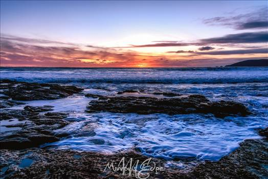Shell Beach Tide Pools Last Light.jpg by Sarah Williams