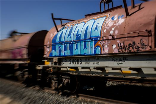 Graffiti Tankers 2.jpg by Sarah Williams