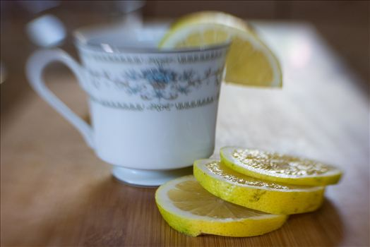 Tea With Lemon.jpg by Sarah Williams