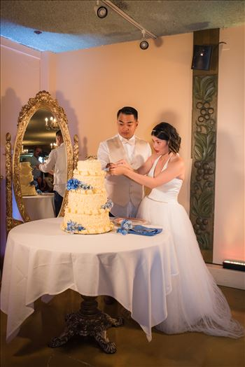 Maryanne and Michael at Madonna Inn 137 -